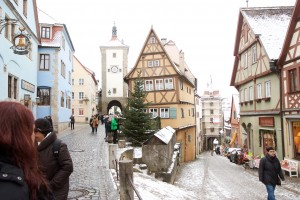 Rothenburg by monkeysmiles