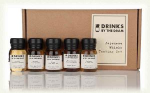 whiskey tasting set fathers day gift idea